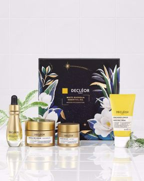 White Magnolia Christmas Coffret